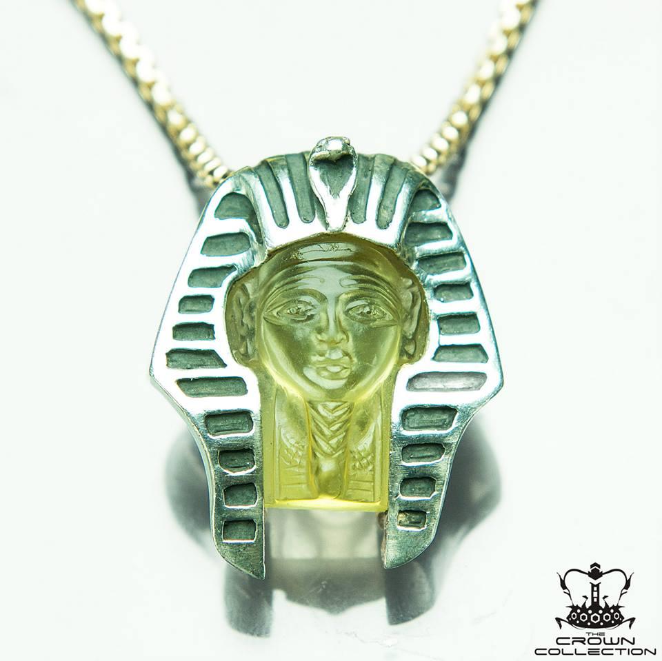 King tut pendant by ser aloadofball Gallery
