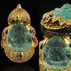 emerald-ganesh